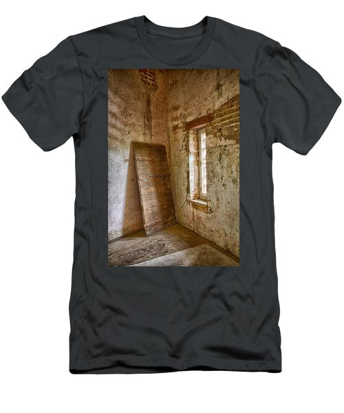 Jail House Wall Men's T-Shirt (Athletic Fit)