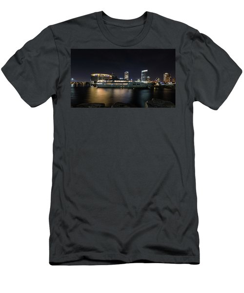 Jamaica Bay Men's T-Shirt (Athletic Fit)