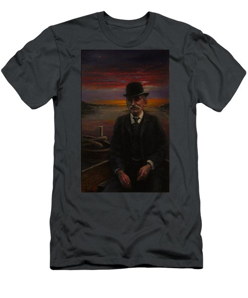 James E. Bayles Sunset Years Men's T-Shirt (Athletic Fit)