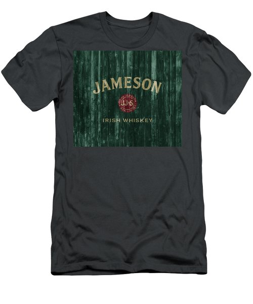Jameson Irish Whiskey Barn Door Men's T-Shirt (Athletic Fit)