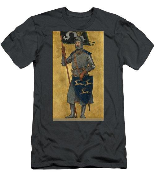 Jan Borluut Men's T-Shirt (Athletic Fit)