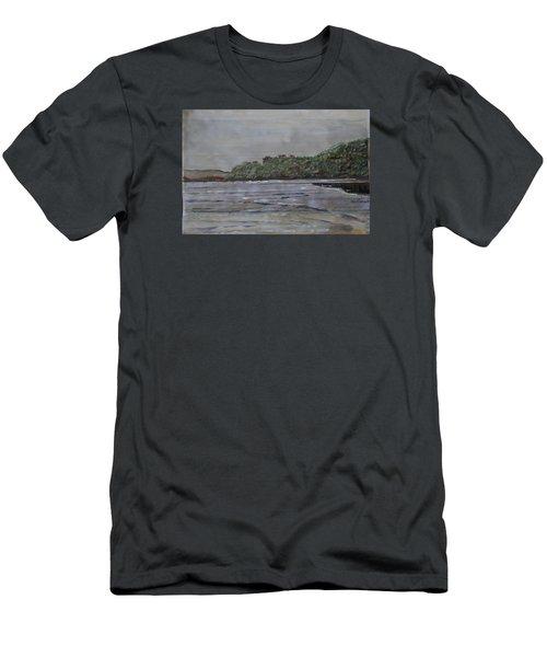 Janjira Palace Men's T-Shirt (Athletic Fit)