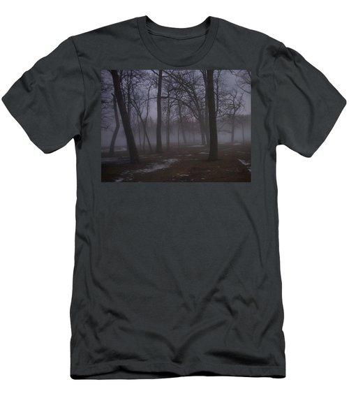 January Fog 2 Men's T-Shirt (Athletic Fit)