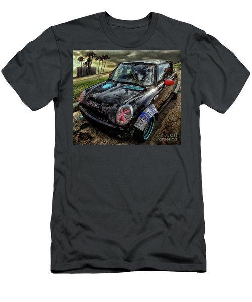 Jeffsminicopper Men's T-Shirt (Athletic Fit)
