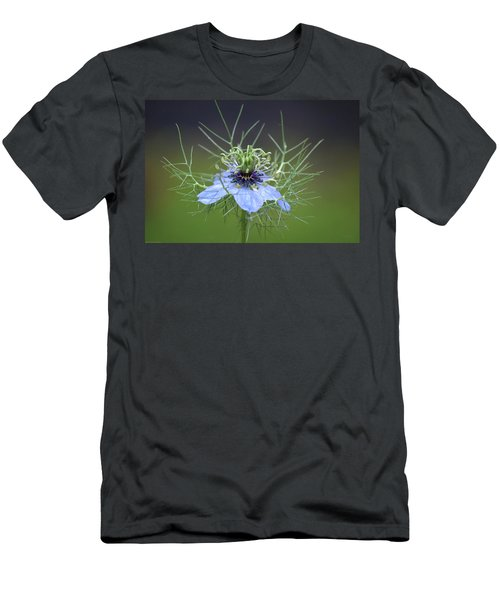 Jester's Hat Flower Men's T-Shirt (Athletic Fit)