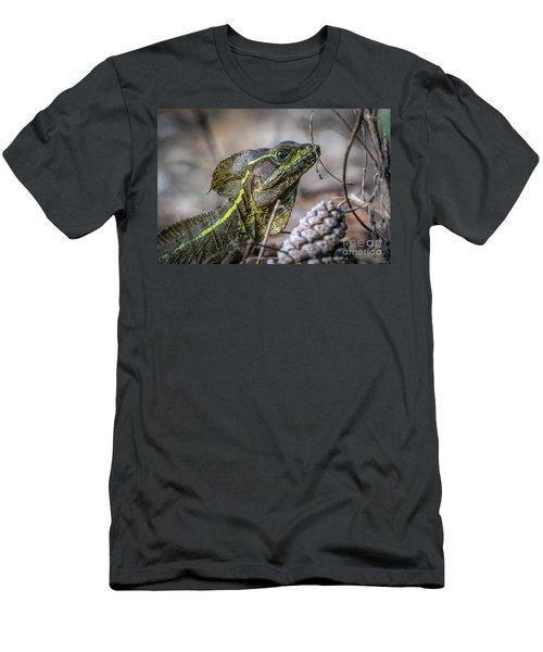 Jesus Lizard #2 Men's T-Shirt (Athletic Fit)