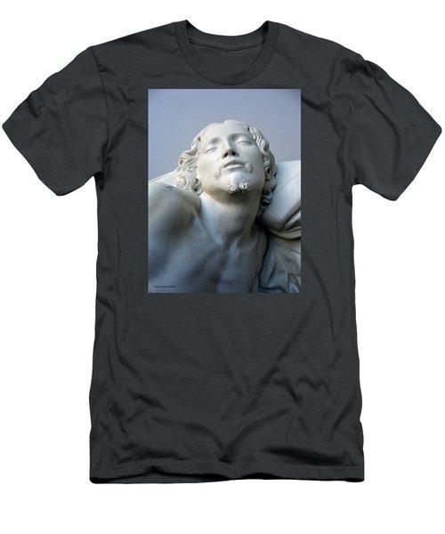 Jesus Men's T-Shirt (Athletic Fit)