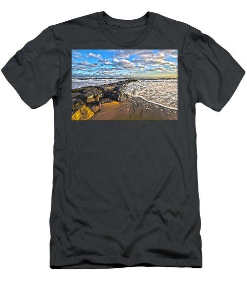 Jetty Four Men's T-Shirt (Athletic Fit)