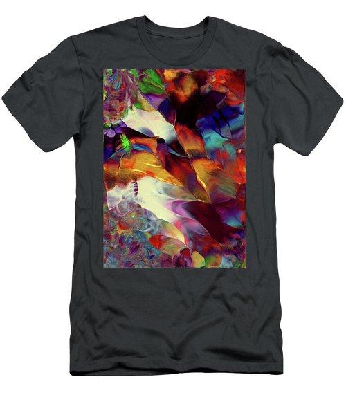 Jewel Island Men's T-Shirt (Athletic Fit)