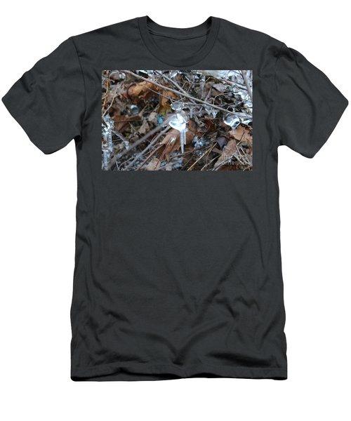Jewel Of Winter 1 Men's T-Shirt (Athletic Fit)