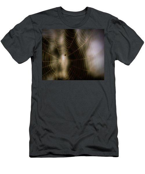 Jeweled Weaver Men's T-Shirt (Athletic Fit)