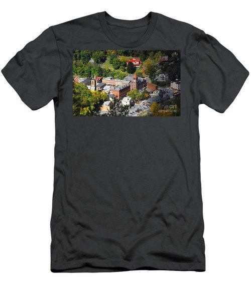 Jim Thorpe Pa Men's T-Shirt (Athletic Fit)