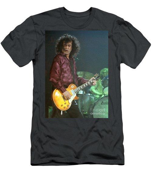 Jimmy Page-0005 Men's T-Shirt (Athletic Fit)