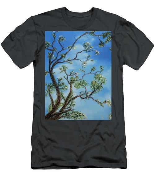 Jim's Tree Men's T-Shirt (Athletic Fit)