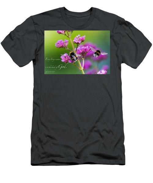 Job 12 10 Men's T-Shirt (Athletic Fit)