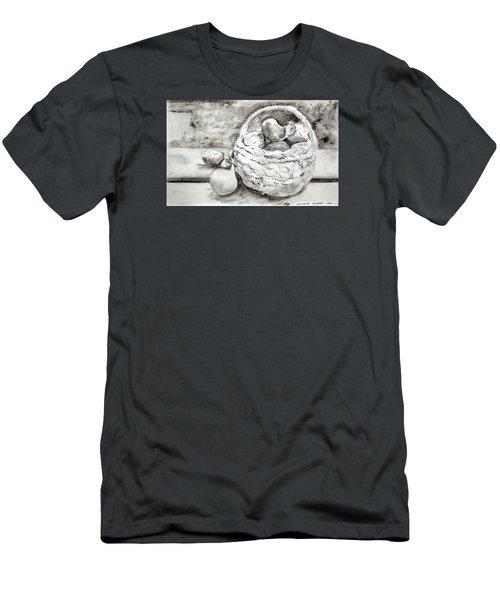 John Bob's Garden Men's T-Shirt (Athletic Fit)