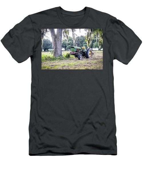 John Deer - Work Day Men's T-Shirt (Athletic Fit)