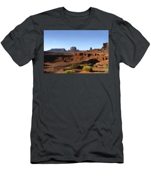 John Ford Point Men's T-Shirt (Athletic Fit)