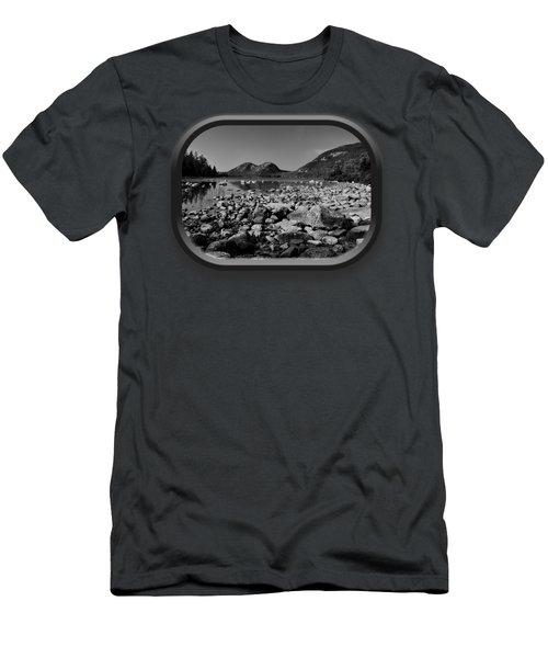 Jordan Pond No.2 Men's T-Shirt (Athletic Fit)