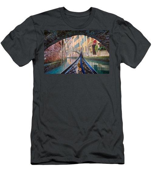Journey Through Dreams Men's T-Shirt (Athletic Fit)