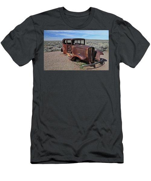Journey's End Men's T-Shirt (Athletic Fit)