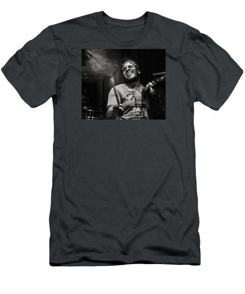 Joy Men's T-Shirt (Slim Fit) by Michel Verhoef