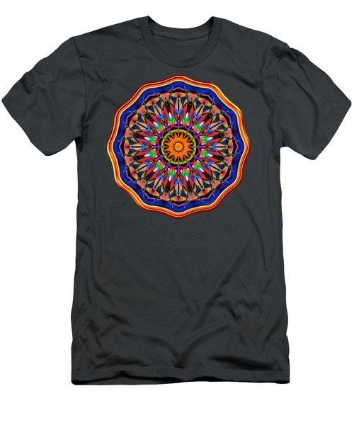 Joyful Riot Men's T-Shirt (Athletic Fit)