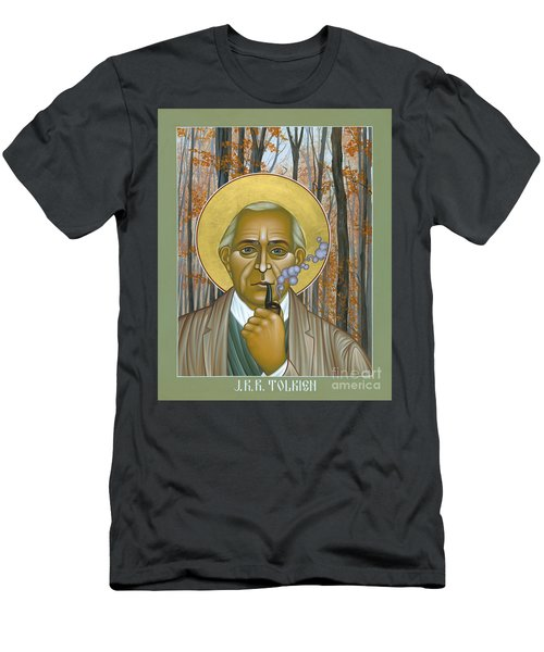 J.r.r. Tolkien - Rljrt Men's T-Shirt (Athletic Fit)