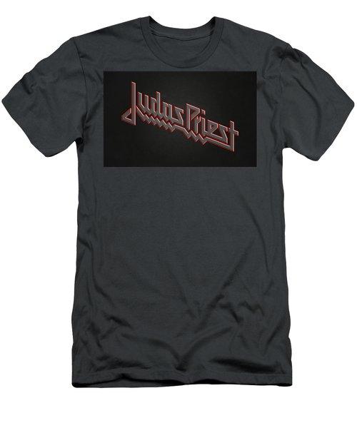 Judas Priest Men's T-Shirt (Athletic Fit)
