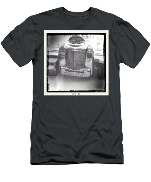 Juke Box Men's T-Shirt (Athletic Fit)