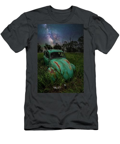 Men's T-Shirt (Athletic Fit) featuring the photograph June Bug by Aaron J Groen