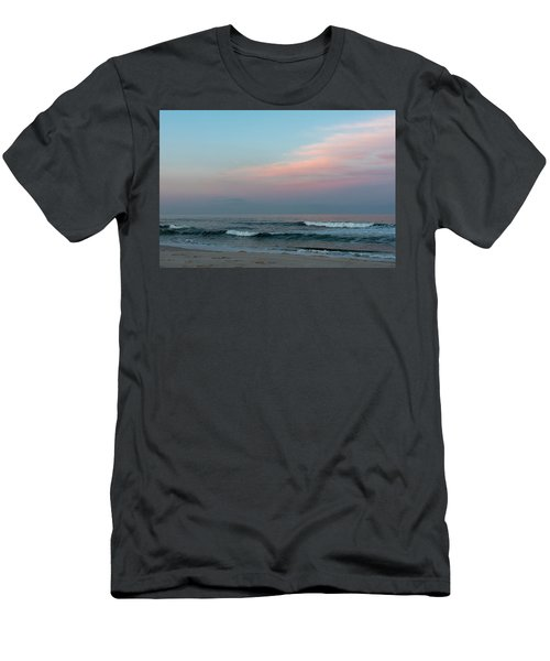 June Sky Seaside New Jersey Men's T-Shirt (Athletic Fit)