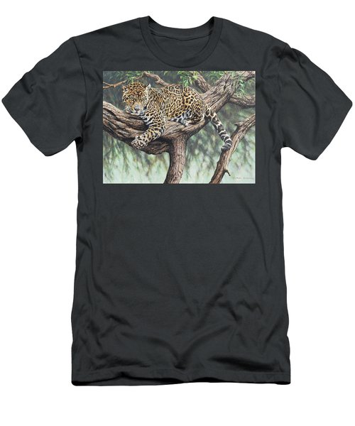 Jungle Outlook Men's T-Shirt (Athletic Fit)