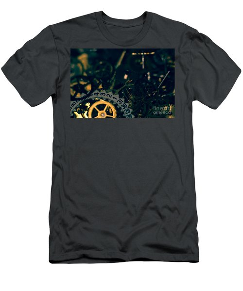 Just A Cog In The Machine 1 Men's T-Shirt (Athletic Fit)