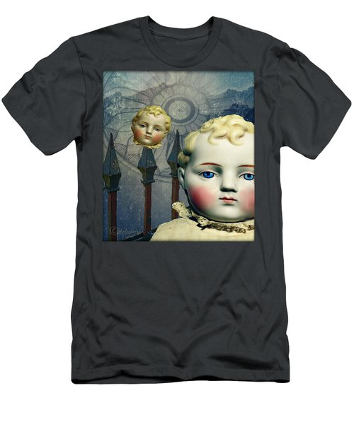 Just Like A Doll Men's T-Shirt (Athletic Fit)