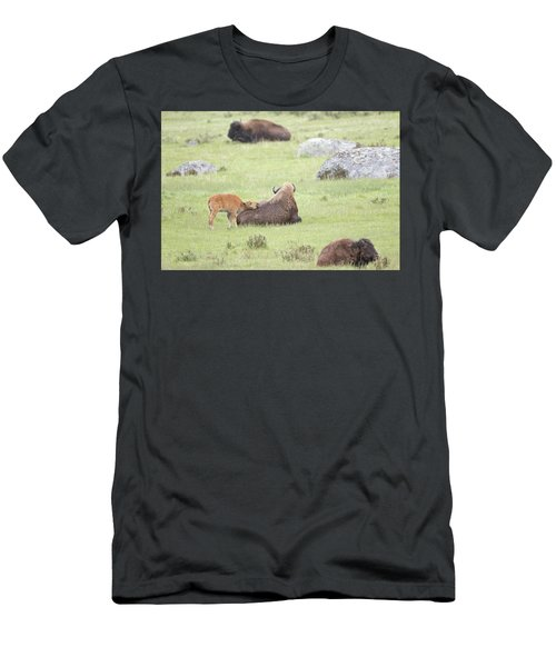 Just Resting My Eyes Men's T-Shirt (Athletic Fit)