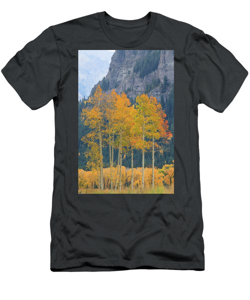 Men's T-Shirt (Slim Fit) featuring the photograph Just The Ten Of Us by David Chandler