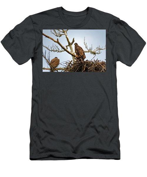 Juvenile Eagles Men's T-Shirt (Athletic Fit)