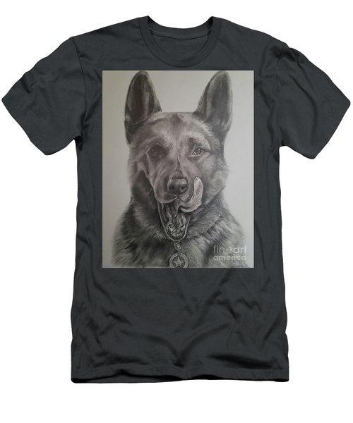 K9  Men's T-Shirt (Athletic Fit)