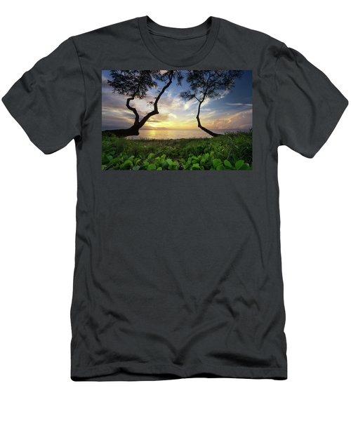 Ka'anapali Sunset Men's T-Shirt (Athletic Fit)