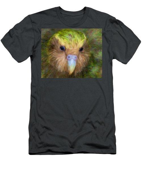 Kakapo Men's T-Shirt (Athletic Fit)