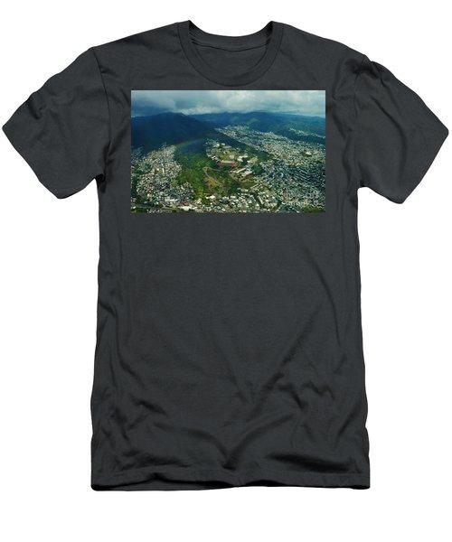 Kamehameha School Kapalama Men's T-Shirt (Athletic Fit)