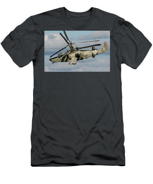 Kamov Ka-50 Men's T-Shirt (Athletic Fit)