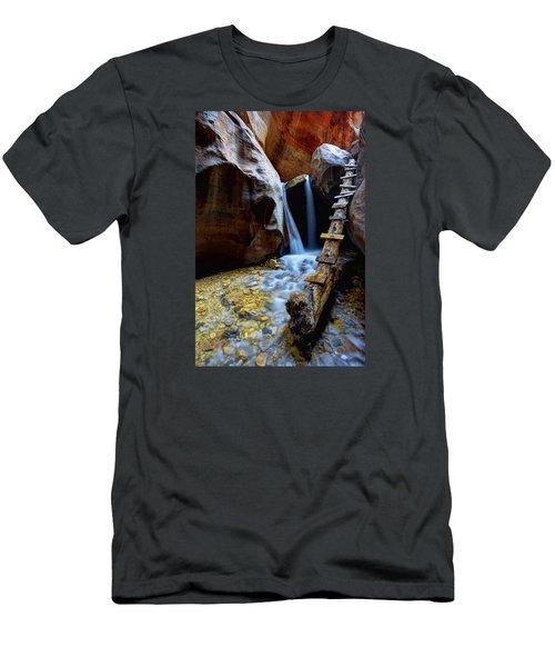 Kanarra Men's T-Shirt (Slim Fit) by Chad Dutson