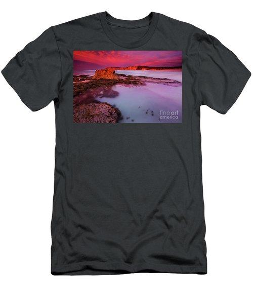 Kangaroo Island Dawn Men's T-Shirt (Athletic Fit)