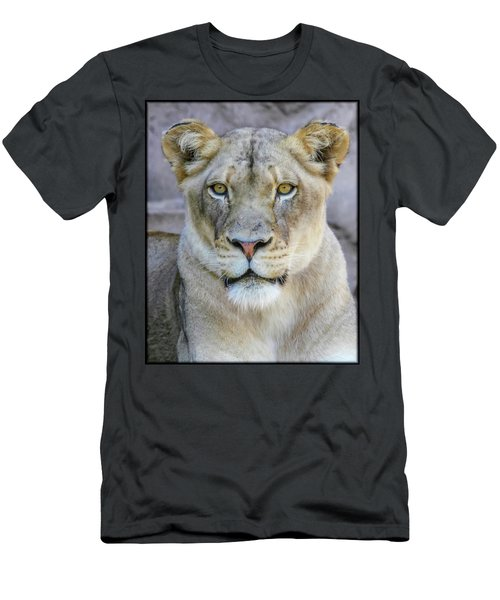 Kaya Portrait Men's T-Shirt (Athletic Fit)
