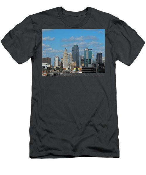 Kc Is Booming Men's T-Shirt (Athletic Fit)