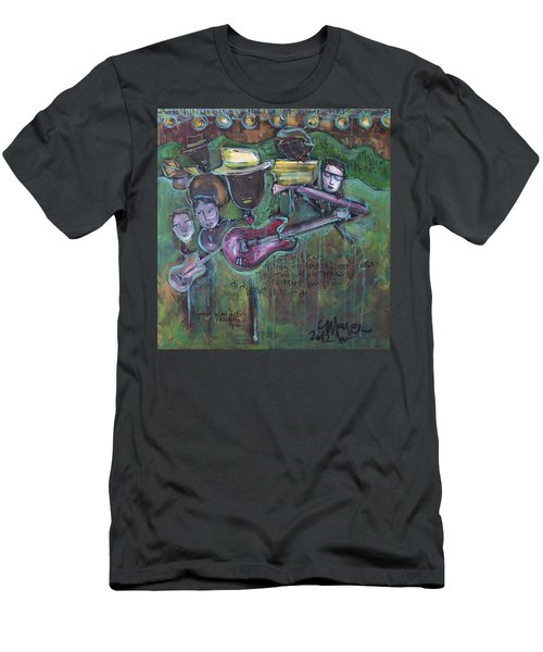Keb' Mo' Live Men's T-Shirt (Athletic Fit)