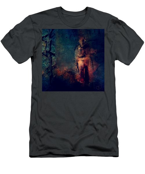 Men's T-Shirt (Athletic Fit) featuring the digital art Keeper Of The Light by Jim Vance