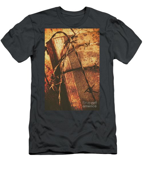 Keepers Of The Oath Men's T-Shirt (Athletic Fit)